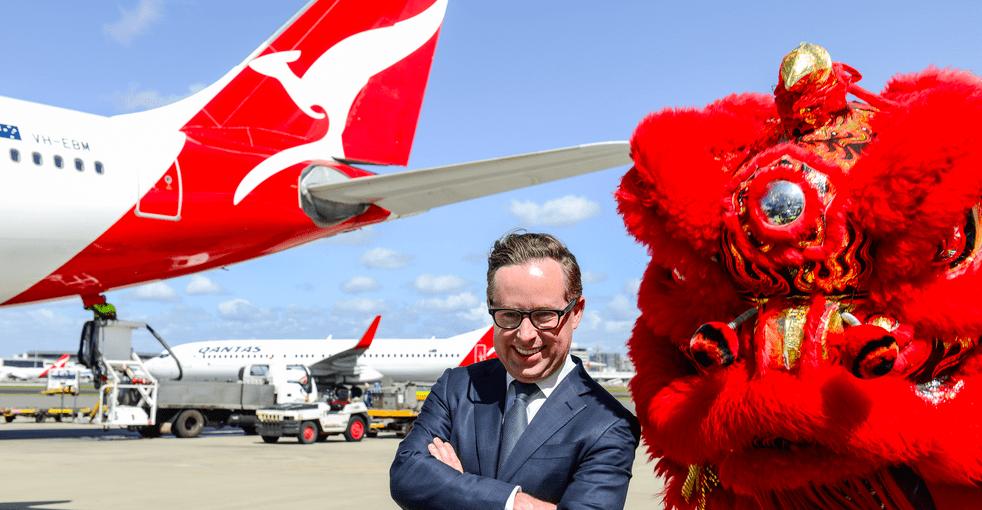 Qantas Alan Joyce