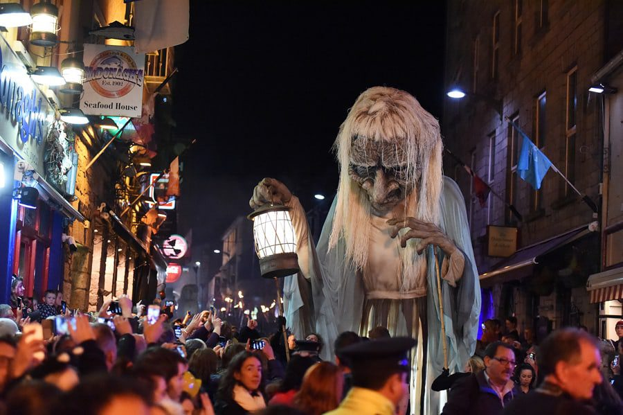 Great Britain - Halloween in Whitby