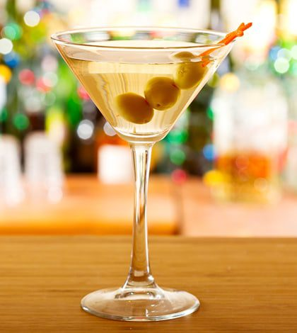 Martini: from Bond to Bar
