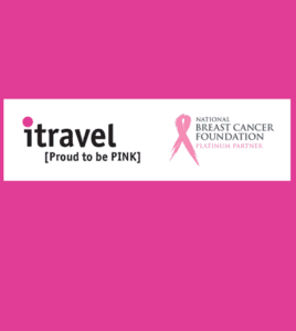 itravel turns PINK!