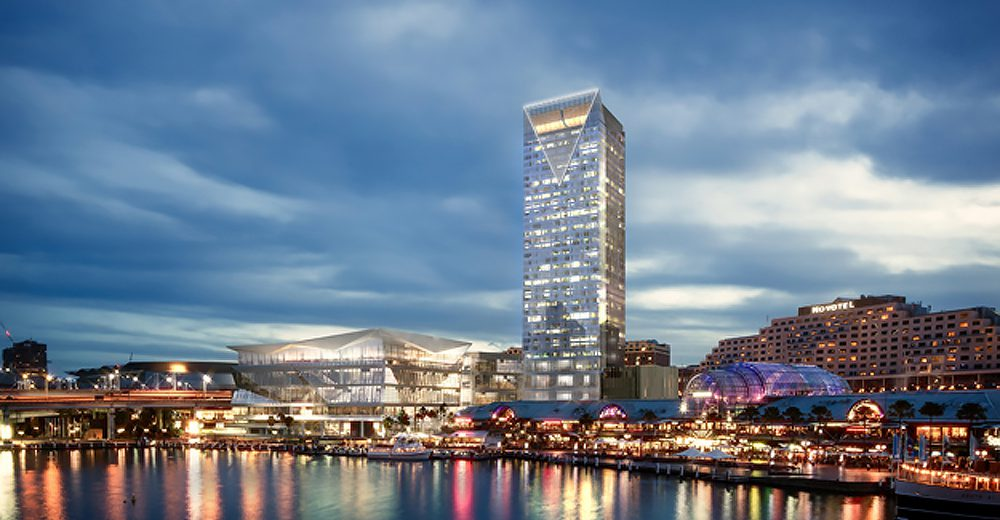 Sofitel Sydney Darling Harbour to open as new ICC Hotel