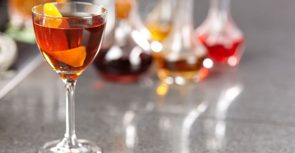FRIDAY COCKTAIL: The Refined Simplicity Of The Manhattan
