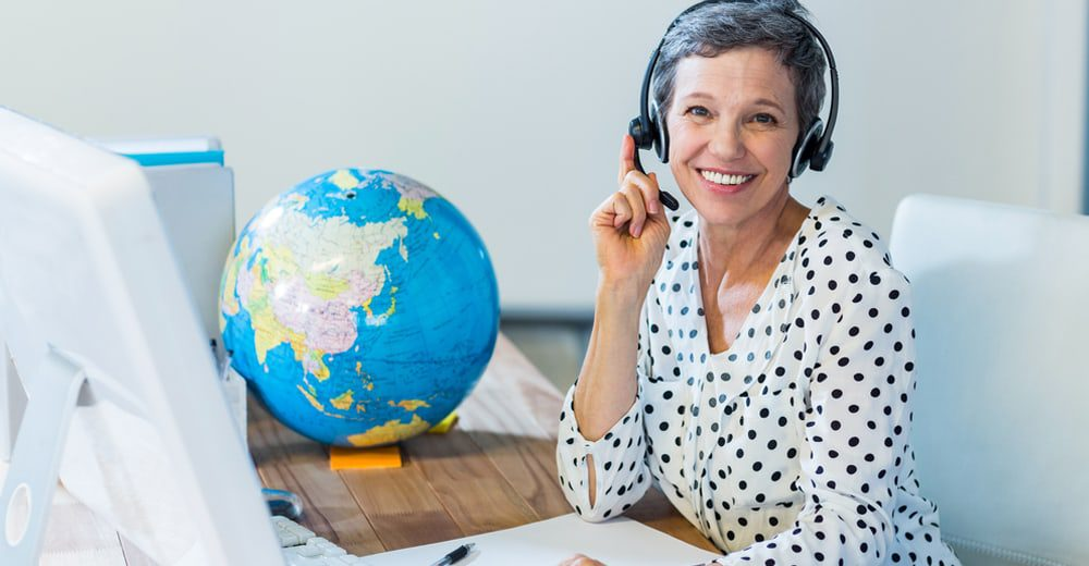 A global perspective on great travel agents