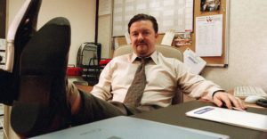 7 things I learnt about working in an office from David Brent