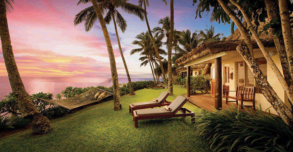 HOTEL REVIEW: Outrigger Fiji Beach Resort