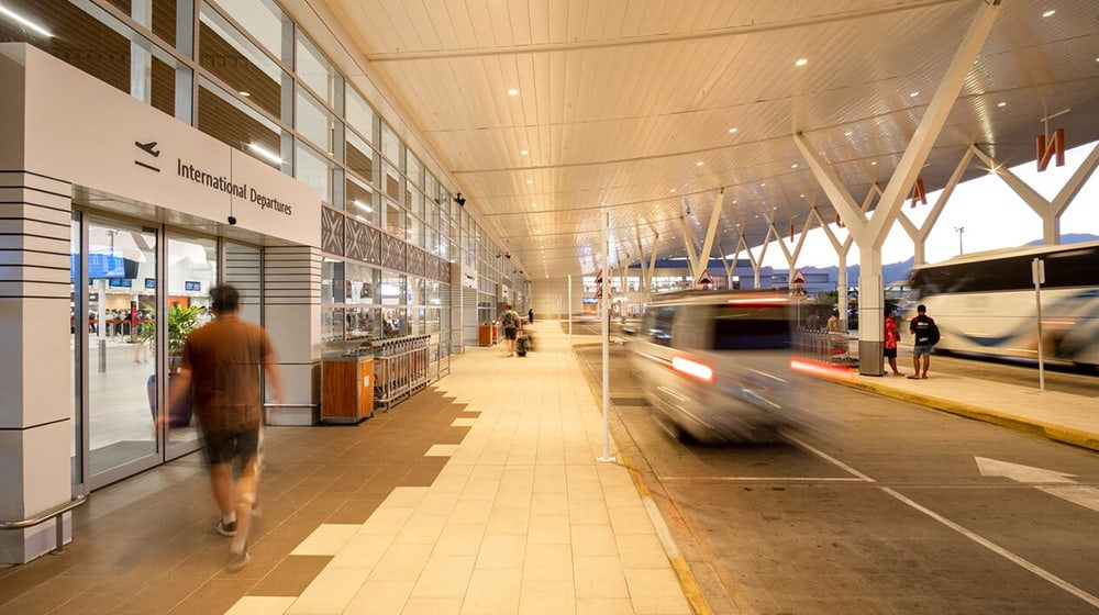 FIRST LOOK: Fiji's Nadi Airport reopens after a multi-million dollar makeover