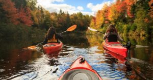 GO ALL-IN AT ALGONQUIN: Discover Ontario's natural playground