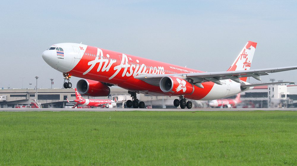 S̄wạs̄dī! AirAsia announces low-cost flights between Bangkok & Brisbane