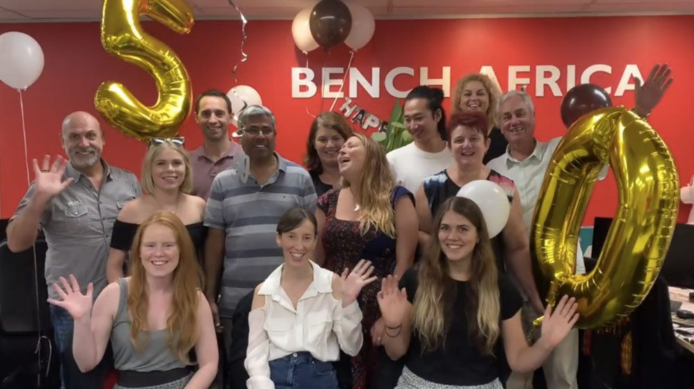 50 YEARS OF AFRICA: Bench Africa celebrates by sending its staff on a safari