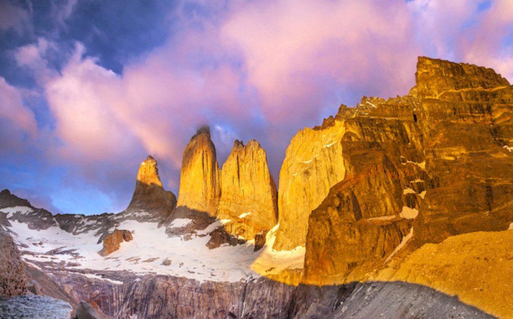 SUMMER LOVIN': Soak up Patagonia's beauty while the sun soaks the scenery