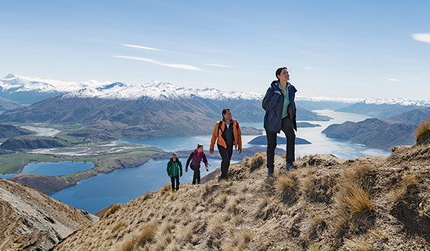 Roys Peak, Wanaka, South Island