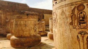 Luxury Gold takes travellers to Egypt's Luxor Temple AFTER-HOURS!
