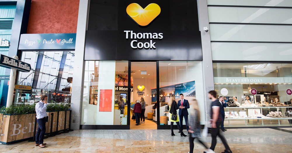 Back To Life: Thomas Cook To Relaunch As Online Agency