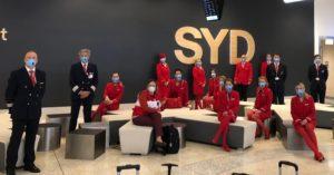 Record-Breaking: Austrian Airlines 18-hour Repatriation Flight To Sydney