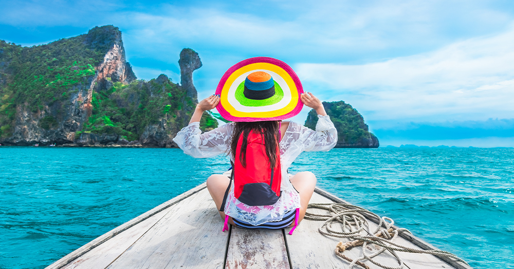 Dream come true: Win your next five years of holidays with Flight Centre