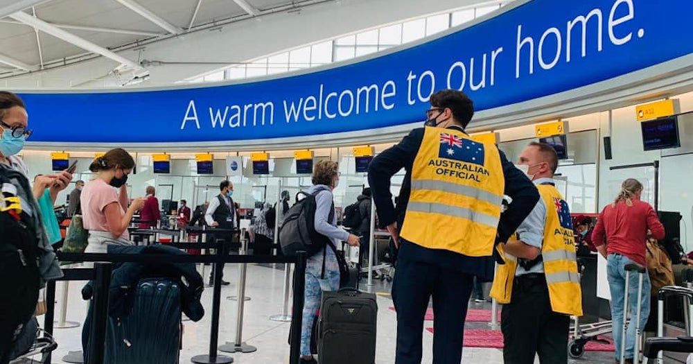Australian Officials Have Been Sent To Help Stranded Citizens Get Home From London