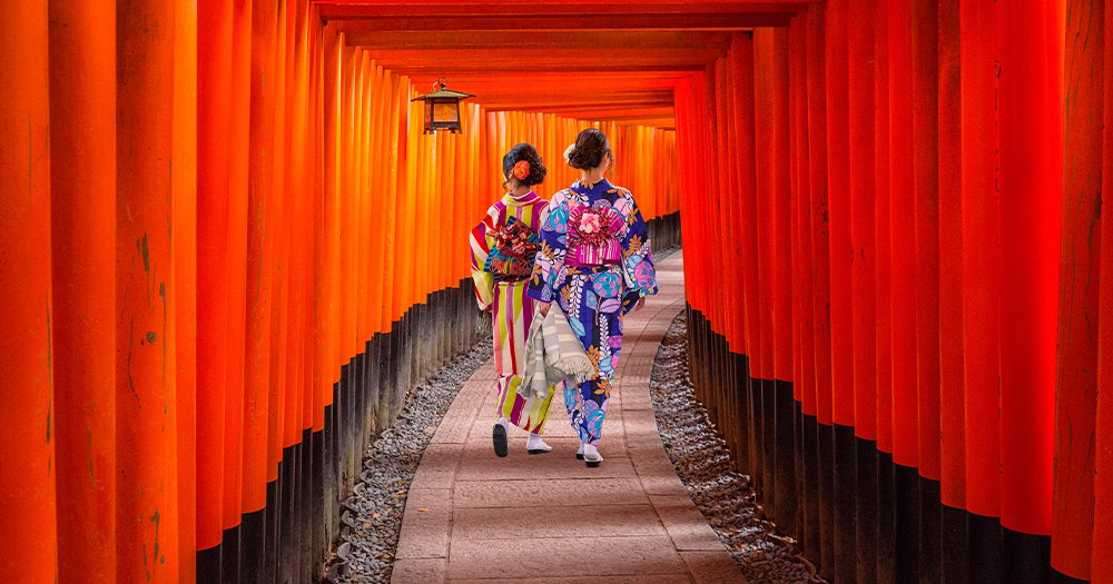 Japan Is (Mindfully) Opening Its Borders Next Month
