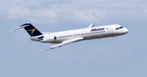 Alliance Airlines Celebrate First Canberra – Sunshine Coast – Cairns Flight