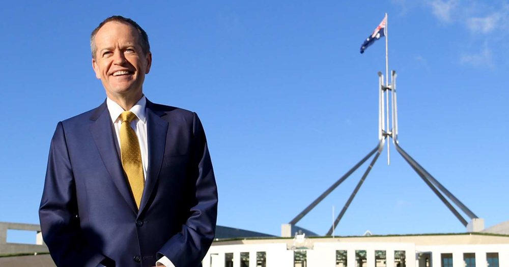Bill Shorten Becomes Travel Agent Hero After Impassioned Support Speech