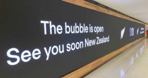 Hooray For Bubbles: Quarantine-Free Trans-Tasman Travel Is Officially Open