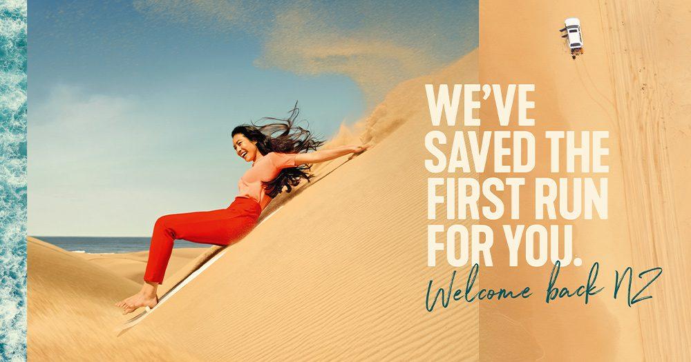 Be The First! Tourism Australia Prepares To Welcome Kiwis Back