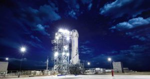 Need Some Space? You Can Bid To Blast Off This July With Blue Origin