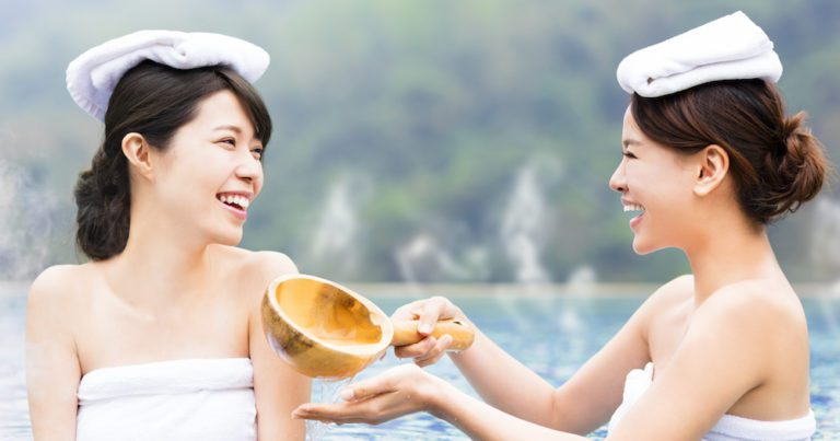 Your guide to enjoying Oita's Onsen Experiences like an Olympic athlete