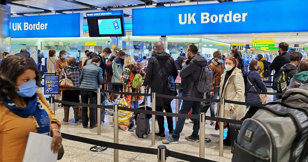 England scraps PCR testing, quarantine and traffic light system for arrivals