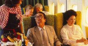 Cathay Pacific celebrates 75 years of bringing people together